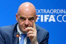 Infantino - FIFA President
