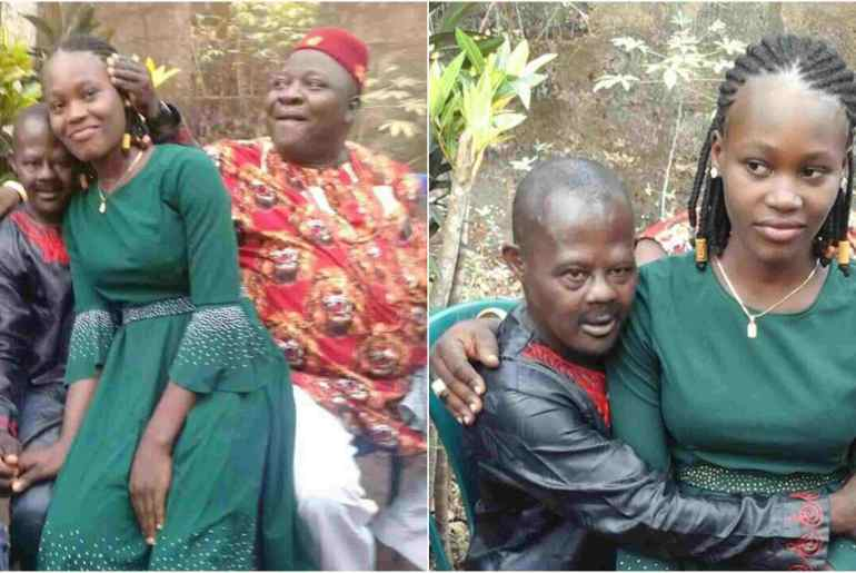 teenager marries 56-year-old man in Anambra