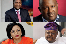 Dangote, Alakija, other Black billionaires