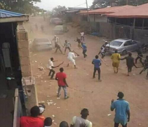 Kaduna kidnapping