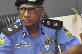 Muazu-Zubairu - Lagos Police CP