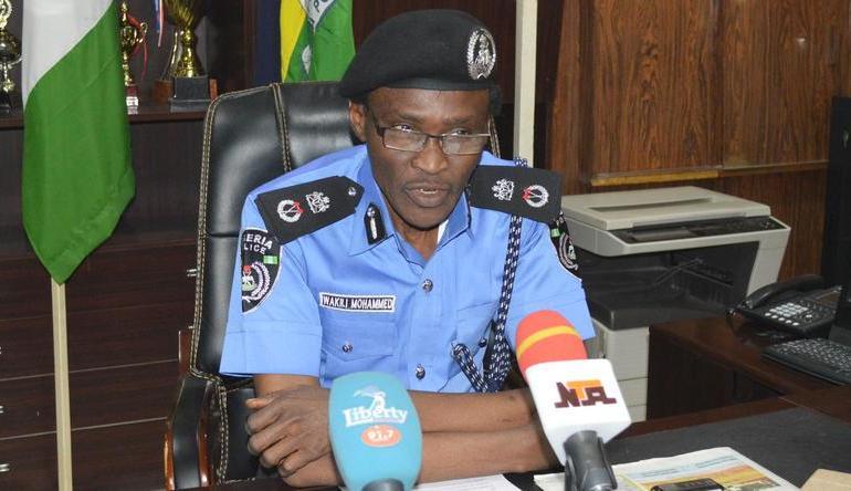 Muhammed Wakili,Kano Police Commissioner