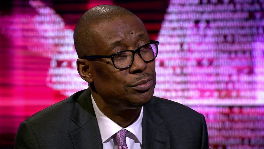 Okechukwu Enelamah, Minister of Industry, Trade and Investment, Nigeria