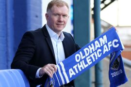 Paul Scholes - Oldham Athletic
