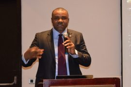 Thomas Isibor, head of ACCA Nigeria