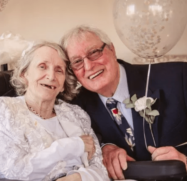 After turning down 42 marriage proposals, woman finally marries at 72