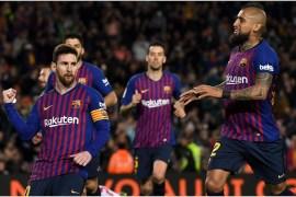 messi - barcelona vs rayo vallecano - la liga