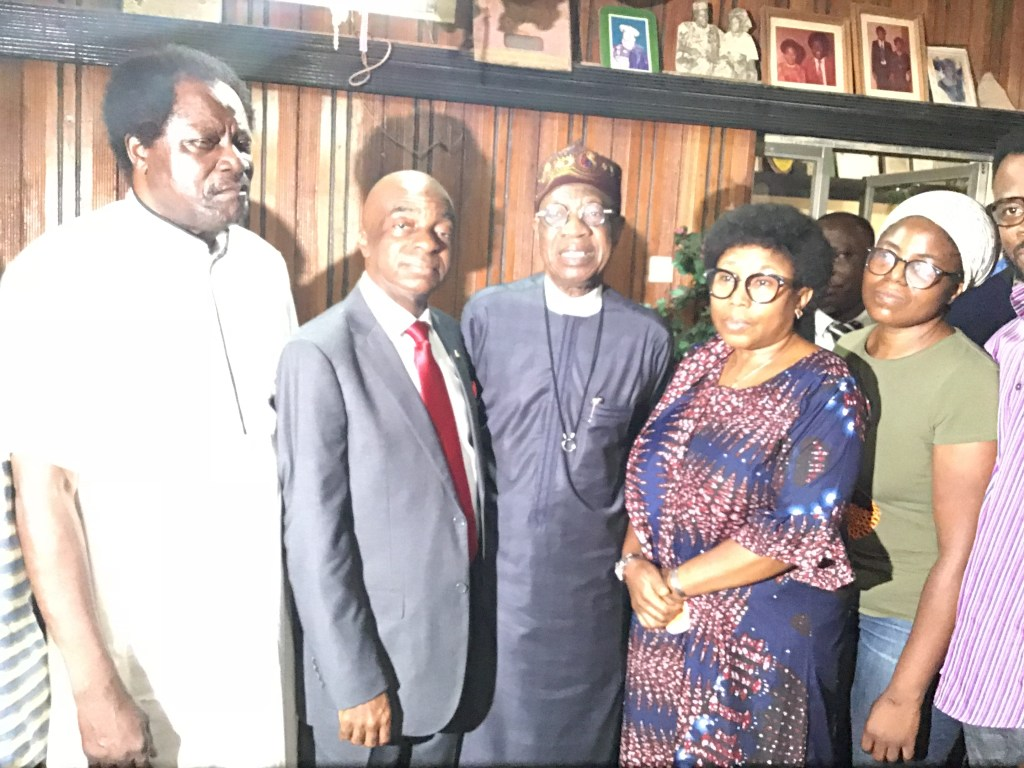 Oyedepo and Lai Mohammed