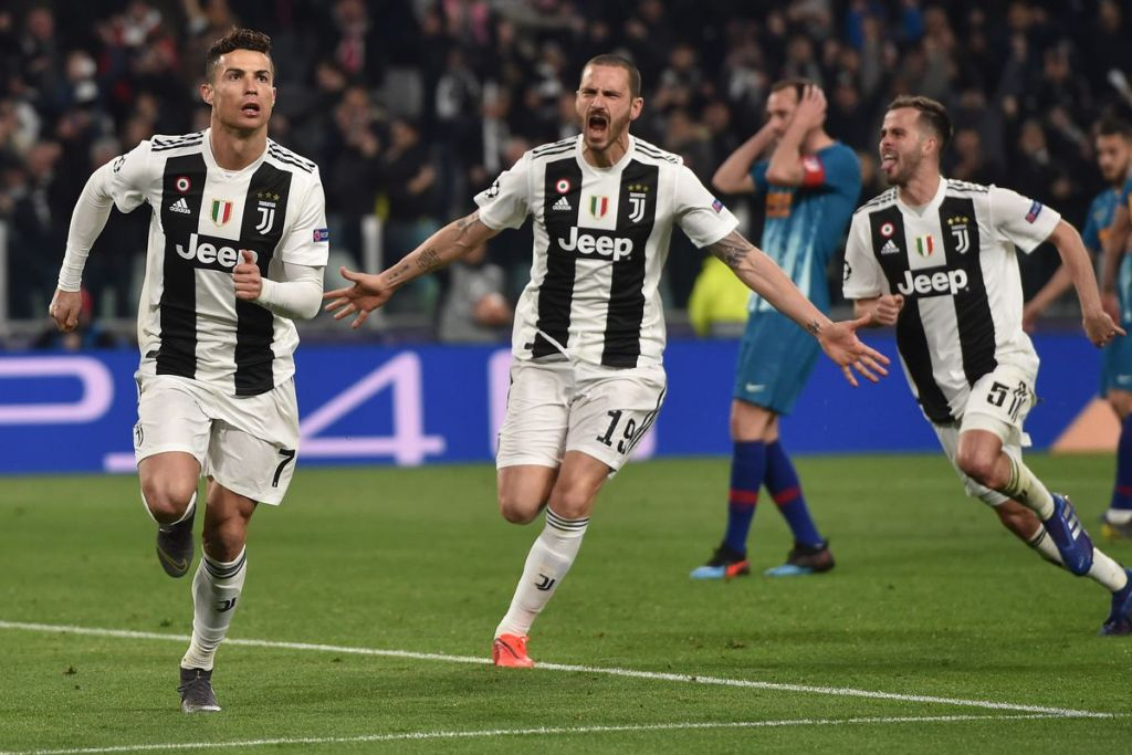 Juventus vs Ajax -UEFA Champions League