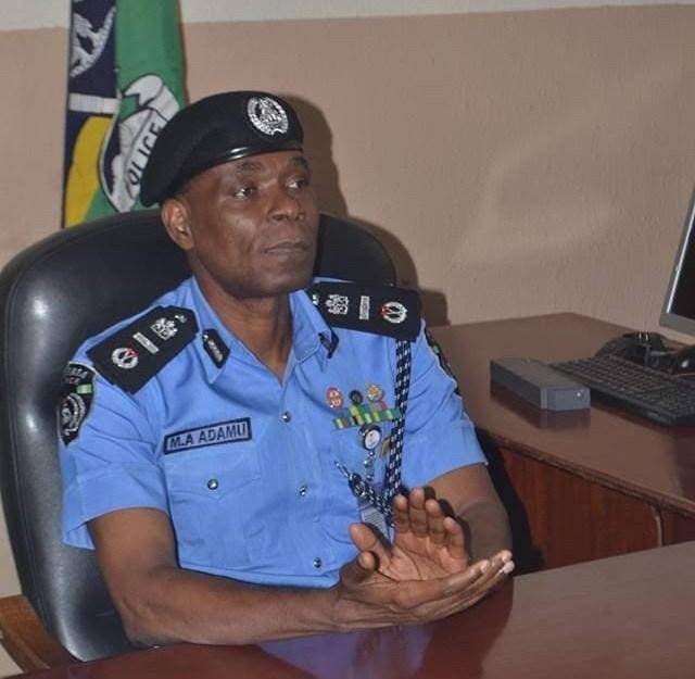Police IG, Mohammed Adamu