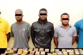 The Nigerians that robbed Bureau de Change