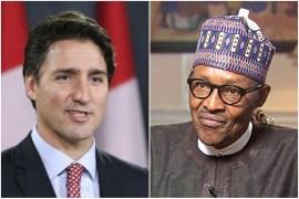 Trudeau and Buhari