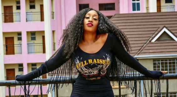 """""""I think I go for the wrong kind of guys"""" - Victoria Kimani opens up about her love life"""