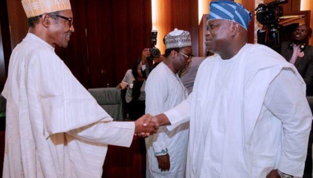 "Ambode to Buhari – ""I came as a technocrat, now, I am a politician"""