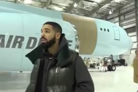 Drake's Jet