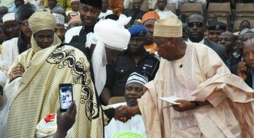 Kano Emirates: 24 lawyers hired to tackle Ganduje in court