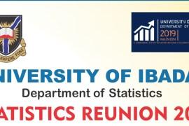 Statistics Department Reunion 2