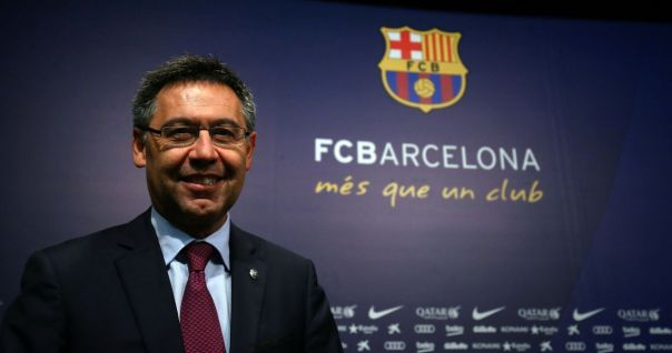 Barca president weighs in on Valverde's future at the club