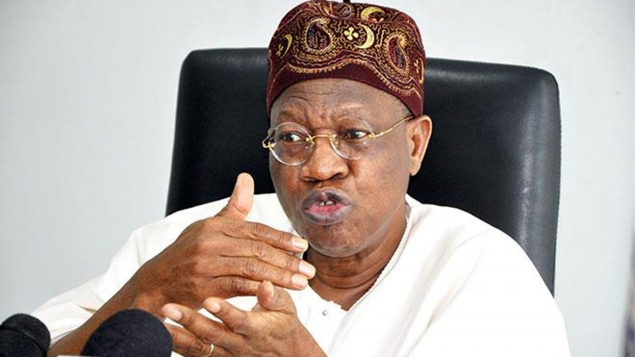 Afrima: Fg To Inject N50b Into Creative Industry–lai Mohammed