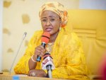 I have the constitutional right to freedom of speech – Aisha Buhari