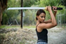 Adesua Etomi-Wellington in 'Muna'