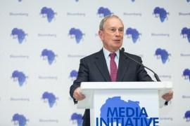 Bloomberg MIA