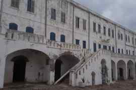 Cape Coast slave castle