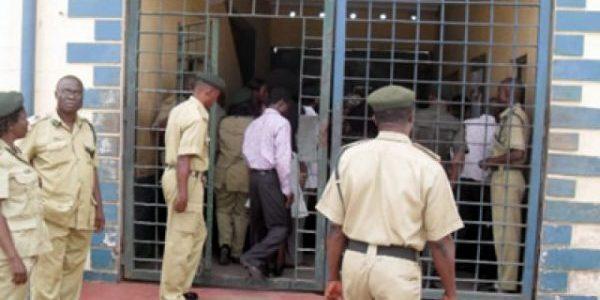 Edo prison
