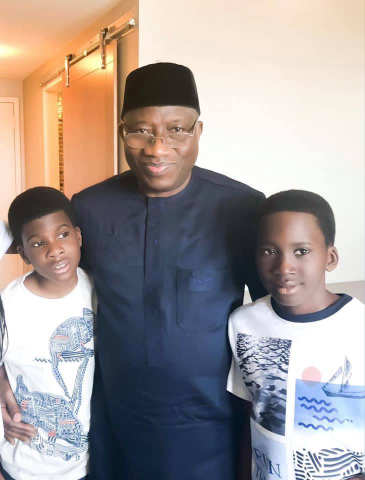 Jonathan and Omokri twins