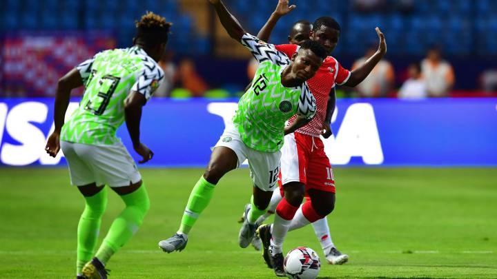 Nigeria Super Eagles vs Burundi