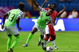 Nigeria Super Eagles vs Burundi