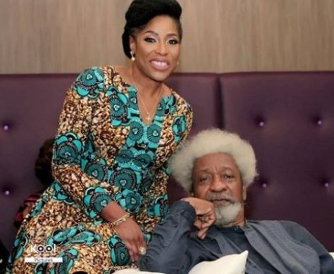 Wole Soyinka finally reacts to viral plane seat controversy