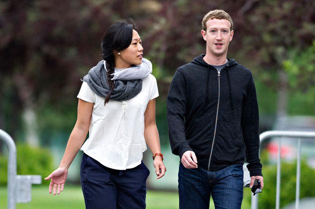 Zuckerberg, Priscilla