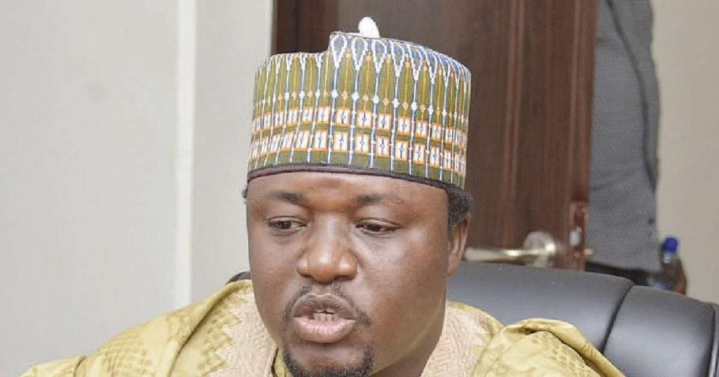 AYCF President, Yerima Shettima