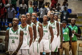FIBA U-16 Junior-Tiges-in-Cape-Verde