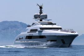 Kola Aluko's yacht