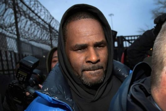 Sexual assault: R Kelly back behind bars