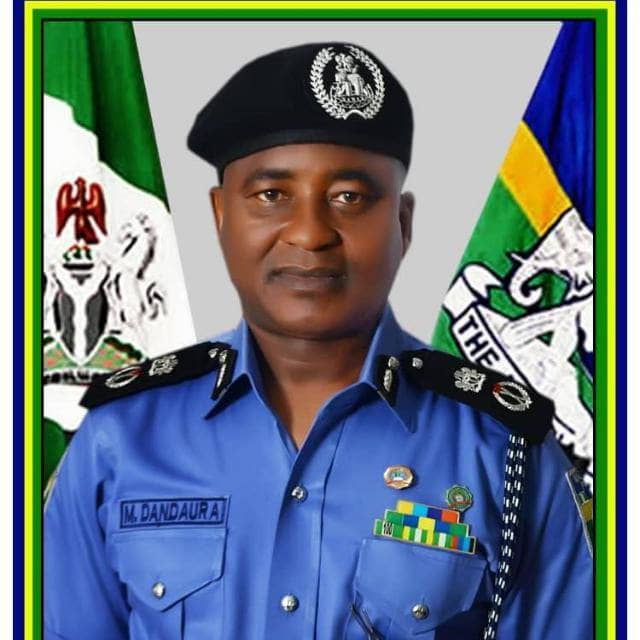 Rivers Police Commisser, Dandaura