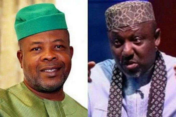 Imo governor faults Okorocha over traces of consistent massive looting in his tenure