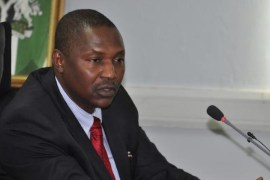 Minister of Justice and AGF, Abubakar Malami