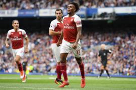 Alex Iwobi speaks on Everton move