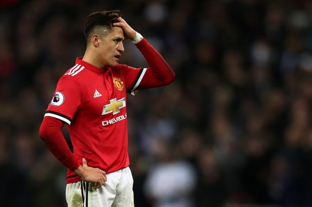 Manchester United player, Alexis Sanchez set for inter move