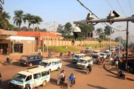 CCTV in Kampala, Uganda
