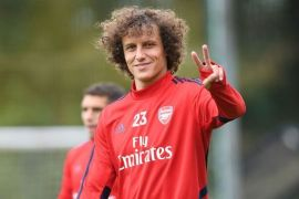 Ambition was why I left - says David Luiz on Chelsea exit
