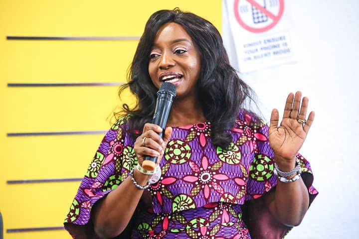 Ibijoke Sanwo-Olu on women rights