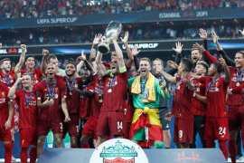 Liverpool vs Chelsea UEFA Super Cup