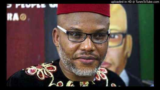 """IPOB will """"disgrace and arrest"""" Buhari in Japan - Nnamdi Kanu"""