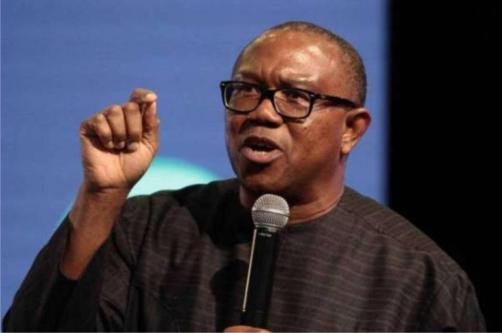 Peter Obi reacts to news of being denied US visa