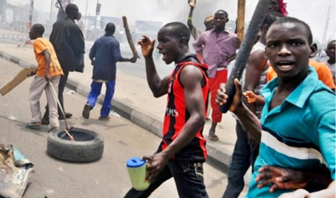 cultists in Lagos