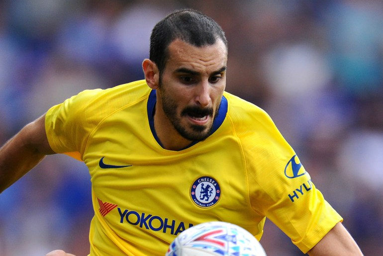 Chelsea defender, Zappacosta joins Roma on loan